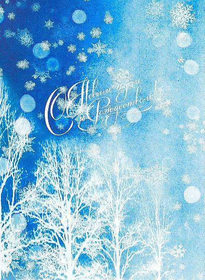 Волшебной ночью новогодней