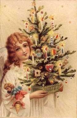 Ёлка новогодняя-рождественская